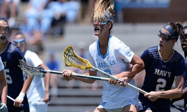 Navy Stuns UNC Women's Lacrosse, Eliminates Tar Heels in NCAA Quarterfinals