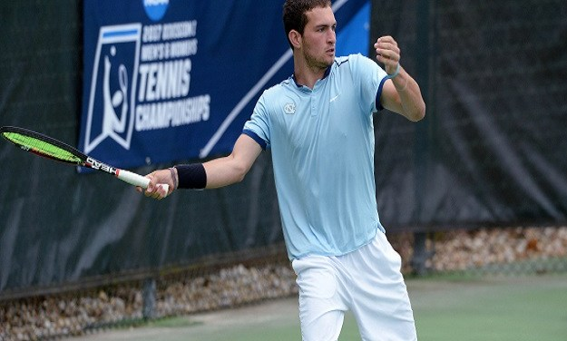 NCAA Men's Singles Tournament: Blumberg Stunned by Wake Forest's Borna Gojo in Quarterfinals