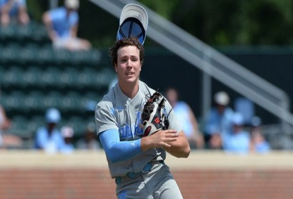 Kyle Datres Headlines Group of Four Tar Heels Named to All-ACC Baseball Teams