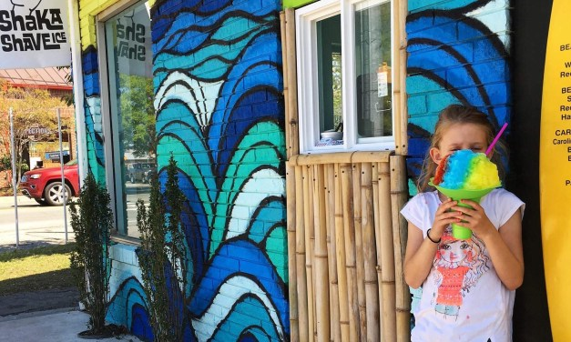 Beating the Heat With Shaka Shave Ice