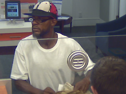 Bank Robbery At PNC Bank Downtown