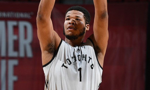 Toronto Raptors Sign Kennedy Meeks