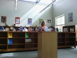 Northside principal Cheryl Carnahan 1