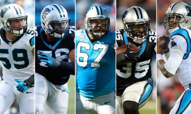 Five Carolina Panthers Players Will Feature In NFL Pro Bowl