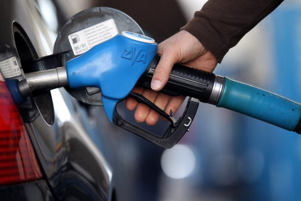 NC Average Gas Prices Jump 15 Cents Since Last Month