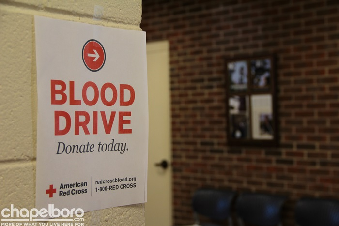 Blood Drive at Piedmont Electric