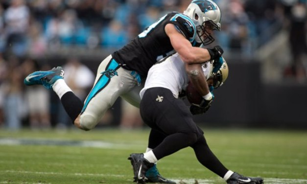 Quartet of Carolina Panthers Players Selected to AP All-Pro Team