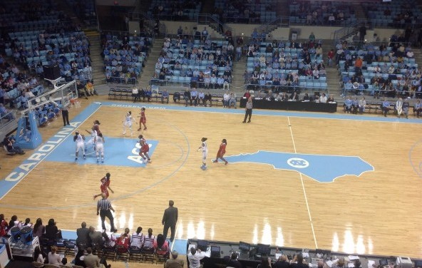 Thursday Takedown: Tar Heel Women Overcome Sluggish Start, Top Wolfpack 79-70