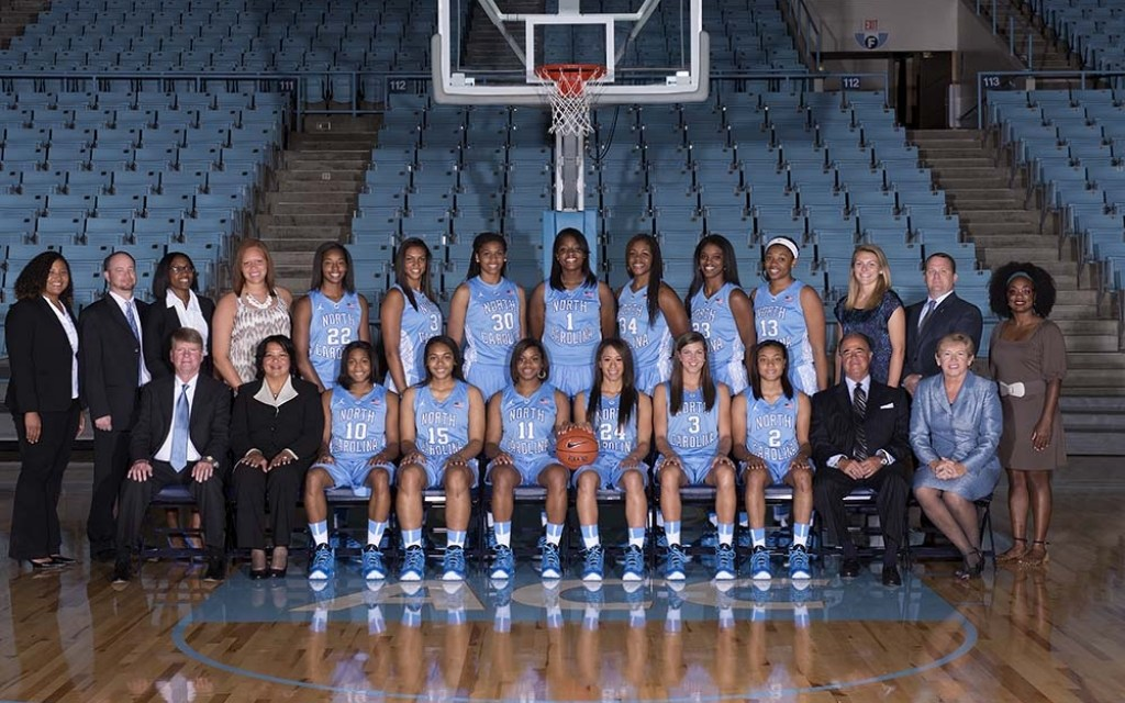 No. 10 UNC WBB Hosts Dangerous JMU Thursday