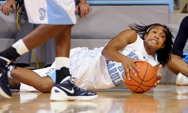 UNC WBB Hit With Season's First Loss