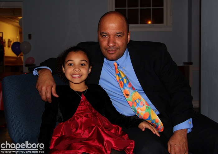 Father-Daughter Valentine Dance