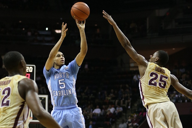 Taking Shots At Tar Heels Offense