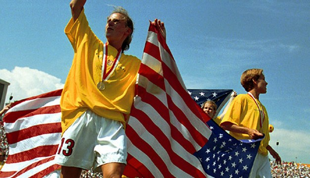 Lilly Elected To National Soccer Hall of Fame
