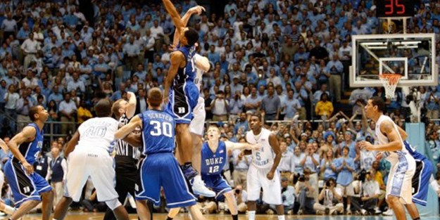 Duke-Carolina: The 237th Chapter Pits Two Streaking Programs Against Each Other