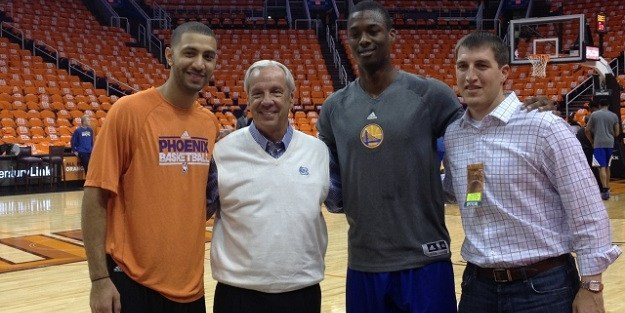 Well-Heeled NBA, Thanks To Ex-UNC Standouts