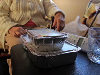 """Silver Tsunami"" Creates Almost Triple The Demand For Meals On Wheels"