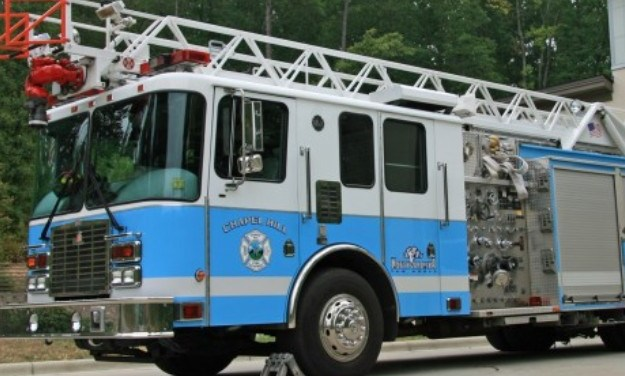 Two Residents Treated for Smoke Inhalation After Fire in Meadowmont
