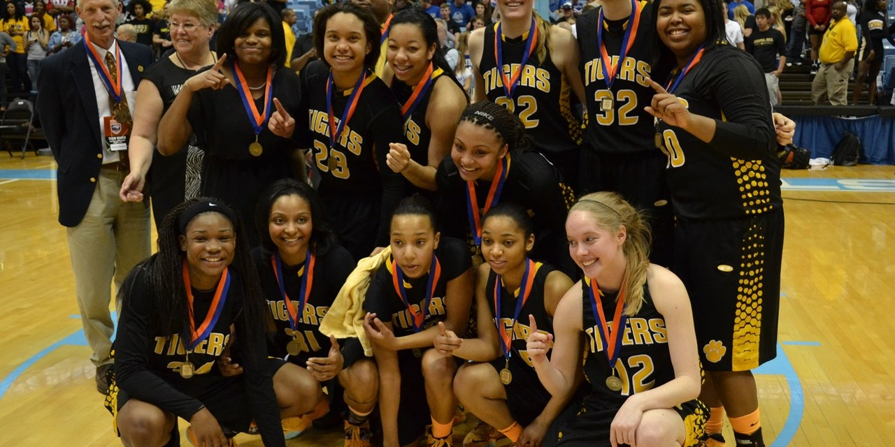 CHHS Wins 3A NCHSAA Girls' Basketball State Title With Perfect Season