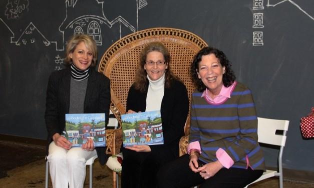 "Local Authors Fox, O'Neil Take ""Road Trip Carolina"""