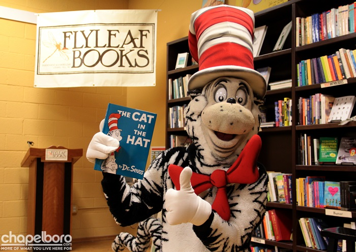 Cat in the Hat at Flyleaf