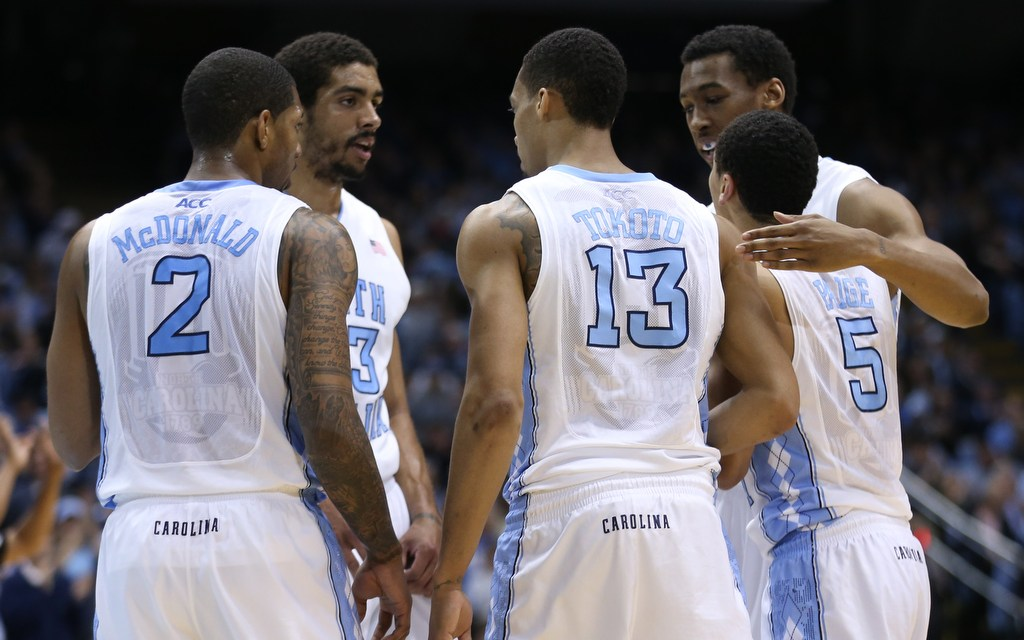 Recharged Tar Heels Hoping To Save The Best For Last