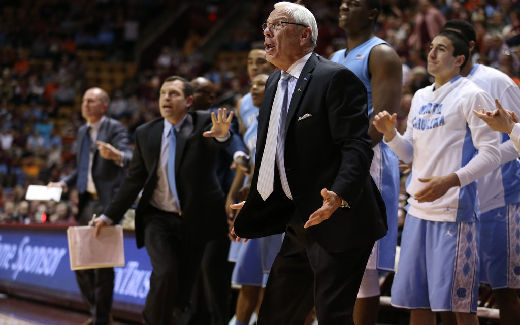 Make It Eleven! Carolina Escapes Virginia Tech 60-56