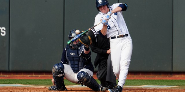Improving Diamond Heels Begin Five-Game Homestand with Tigers