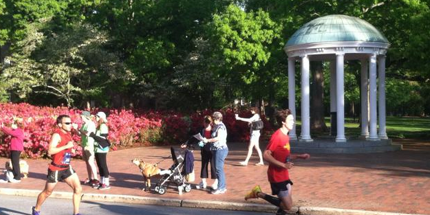 Tar Heel 10 Miler to Cause Road Closures in Chapel Hill Saturday Morning