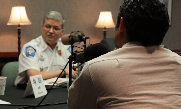 From Football To Floods, Collaboration Is Key To Public Safety