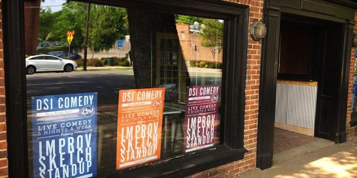 DSI Comedy Theater Opens On Franklin St