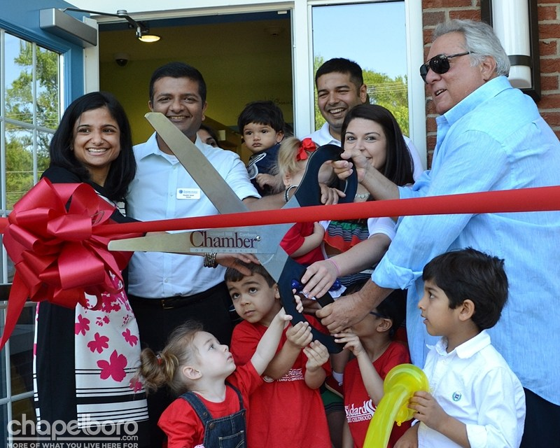 Ribbon Cutting and Open House at The Goddard School