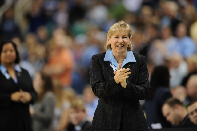 Coach Sylvia Hatchell Wraps Up Chemo Treatments, Resumes Busy Schedule