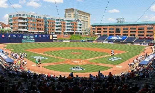 'Star Wars Night' at the DBAP Highlights Baseball Weekend