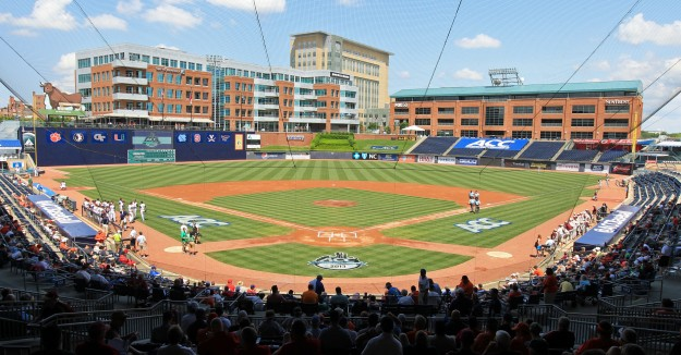 DBAP Outranks Dean Dome and Cameron Indoor for Stadium Experience