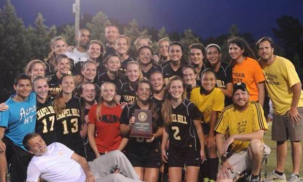 Tigers Seek First Womens' Soccer State Title