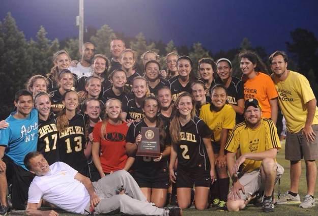 Tigers Seek First Womens' Soccer State Title
