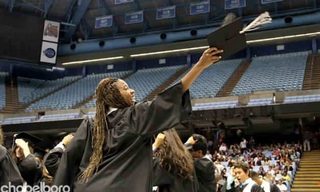 East Chapel Hill High Graduation!