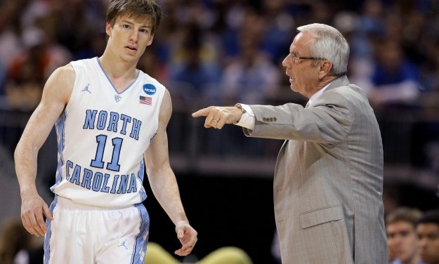 Stilman White Ready For Second Act In Chapel Hill
