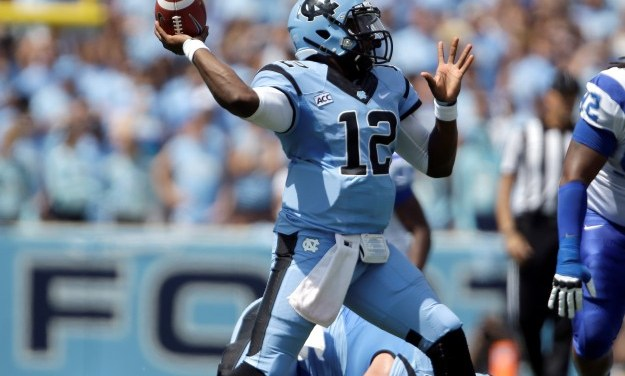 UNC Offensive Attack Lacking Consistency