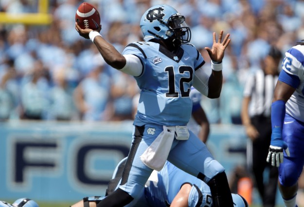UNC Football No. 23 In Preseason AP Top 25