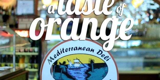 VIDEO: A Taste of Orange: Mediterranean Deli