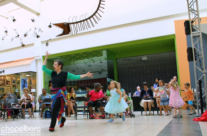 Dancing Stories with Kidzu and ADF!