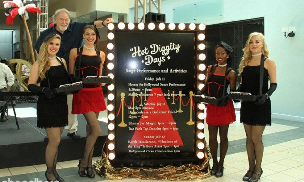 Hot Diggity Days Event at University Mall