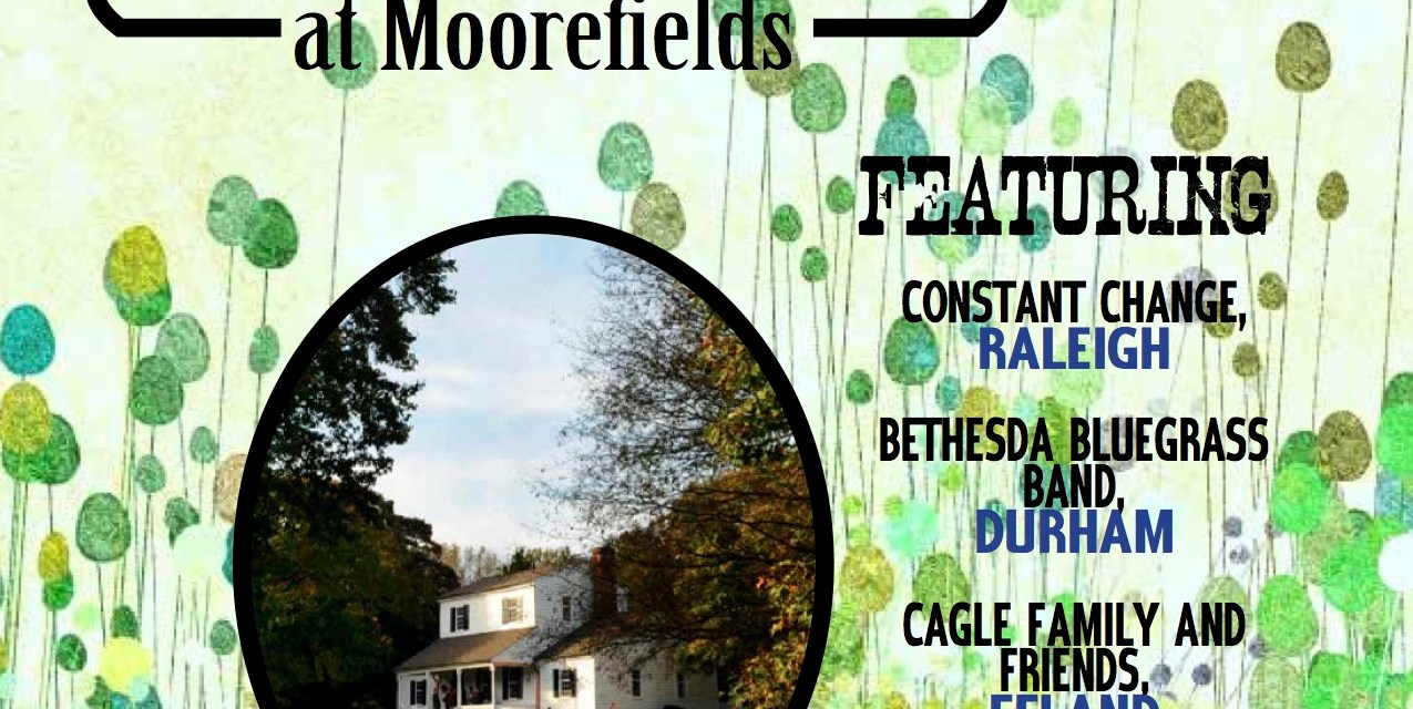 Love Bluegrass? Head To Moorefields