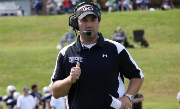 East Chapel Hill Hires Holderman To Lead Football Program