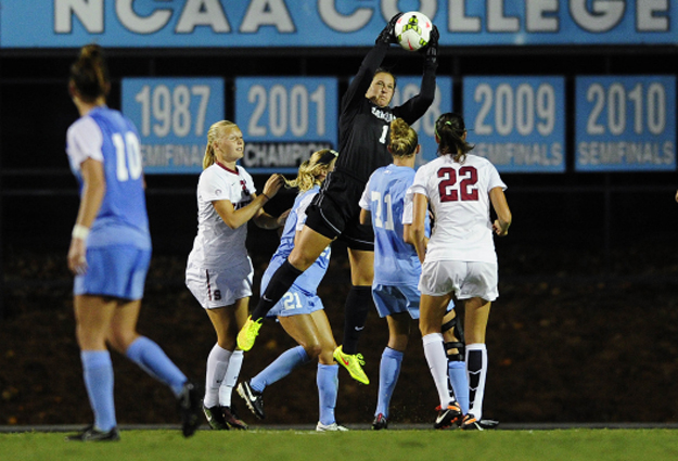 UNC Women's Soccer Battles No. 1 Bruins To Scoreless Tie