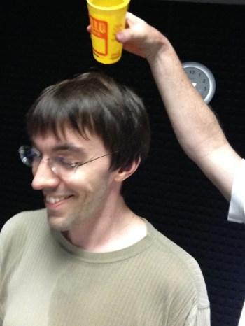 Aaron Keck Ice Bucket 2