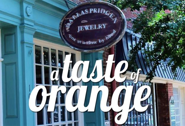 A Taste of Orange: Dallas Pridgen Jewelry