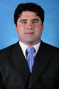 Coach Littrell (UNC Athletics)