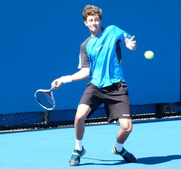 Tar Heel Brayden Schnur Qualifies For ATP's Rogers Cup